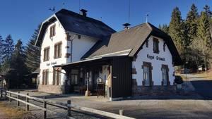 Kiosk Bahnhof Kappel Grünwald