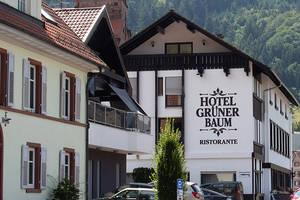 Ristorante Melissone Hotel Grüner Baum