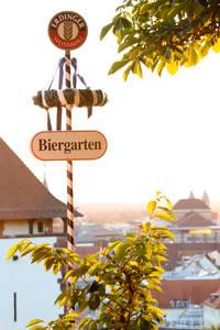 Biergarten Kastaniengarten Freiburg © Greiffenegg Schlössle