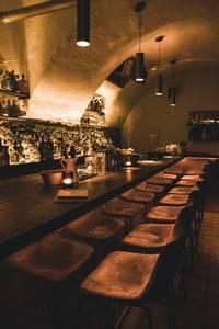 © The Door - Liquid Kitchen & Highballs