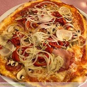 Einfach lecker! © Pizzeria Sole d'Oro Karlsruhe