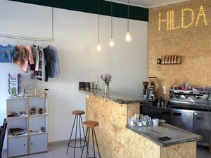 Hilda - Kaffee und Faden