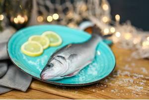 Regional produzierter Wolfsbarsch © SEAWATER Fish