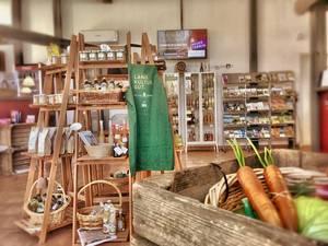 Regio-Shop auf dem Schlossgut Altlandsberg