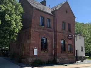 Beschbelder Bahnhof