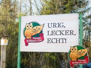 Wirtshaus Wildpark-Alm
