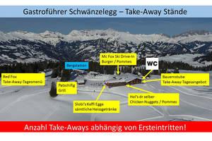 Gastroführer Schwänzelegg - Take-Away Stände