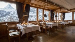 Restaurant Saveurs - Chalet Hotel Schönegg