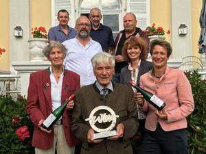 Das Team des Weinguts Domdechant Werner