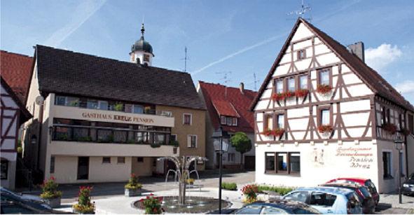 Gasthof-Pension Zum Kreuz - Bild 1