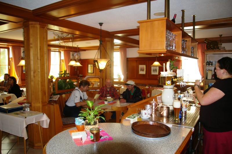Gasthaus Schützen Gastraum