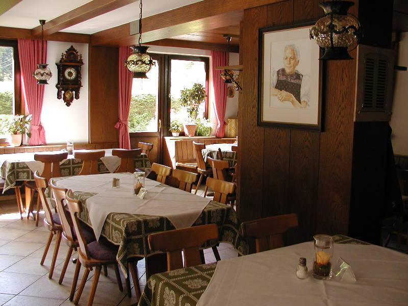 Regionale Und Südliche Landhausküche Landgasthaus Strauss In