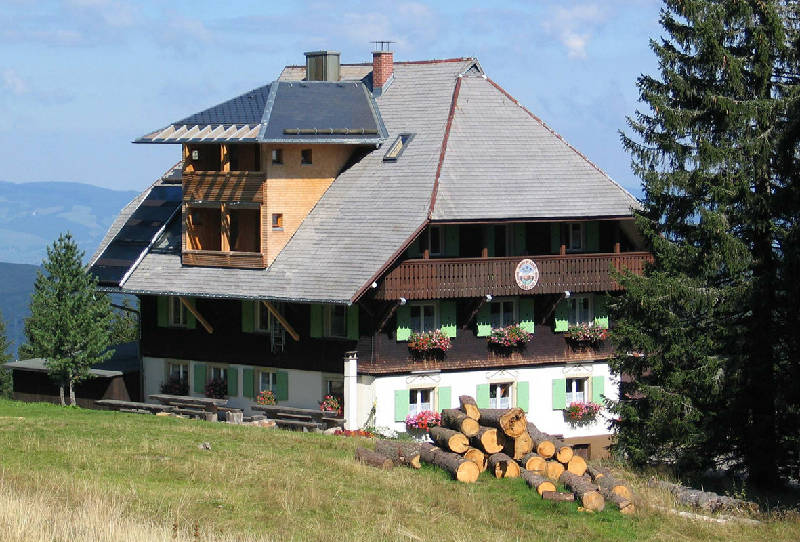 Naturfreundehaus Feldberg