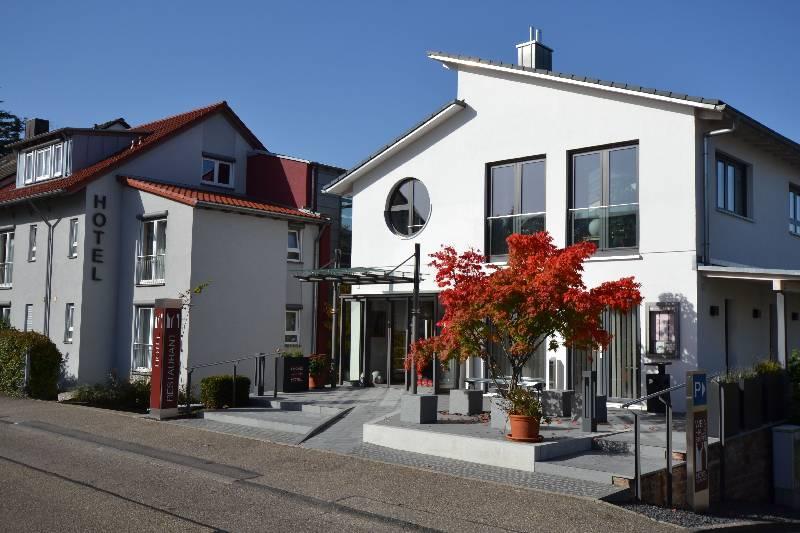 Hotel Restaurant Weinhaus Steppe Waldbronn