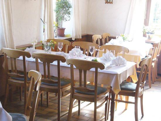 Gasthaus Engel Gastraum