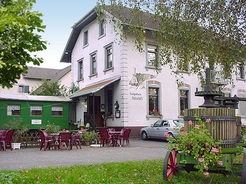 Landgasthaus Bahnhöfli