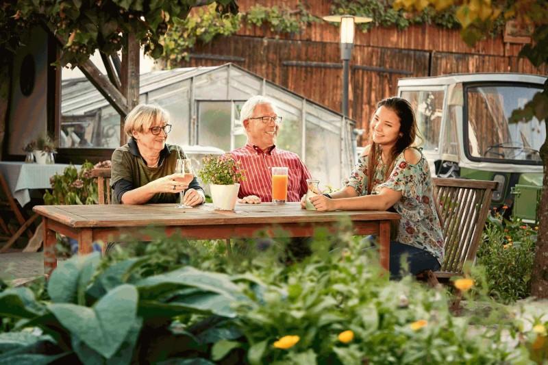 Bio-Hotel und Bio-Restaurant Rose - Bild 8