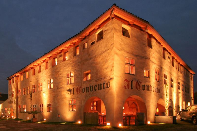 © Hotel San Gabriele Ristorante Ill Convento
