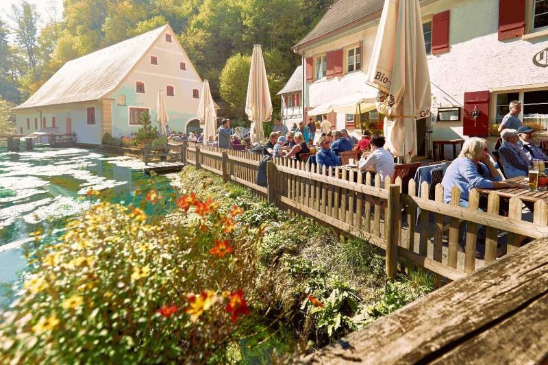 Historischer Gasthof Friedrichshöhle - Bild 1