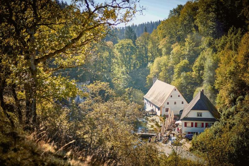 Historischer Gasthof Friedrichshöhle - Bild 3