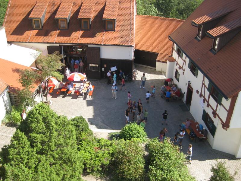 Burgschenke Burg Derneck - Bild 4
