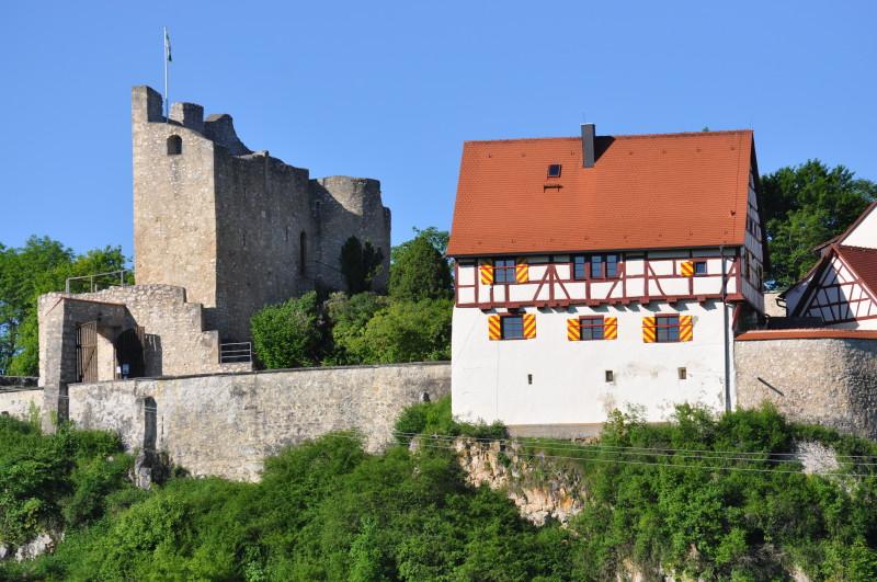 Burgschenke Burg Derneck - Bild 6