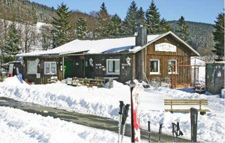 Clemensberghütte / Skihütte