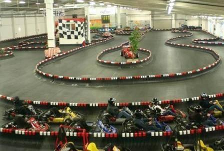 Kart Fun Astenberg Bistro