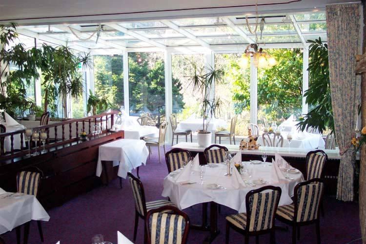 Gourmet-Restaurant le jardin / alfa-hotel