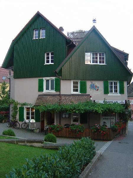 Scharfes Eck-Allensbach