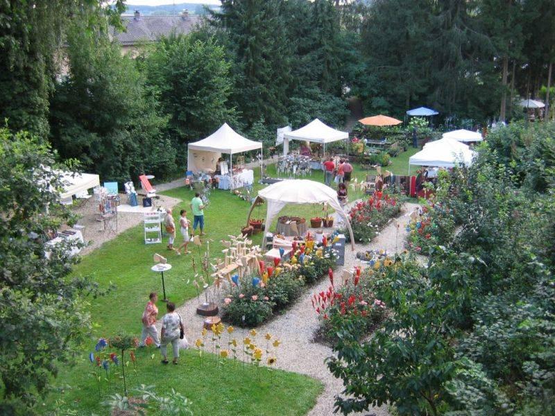 Schlossgarten Ratzenhofen, Festival der Sinne