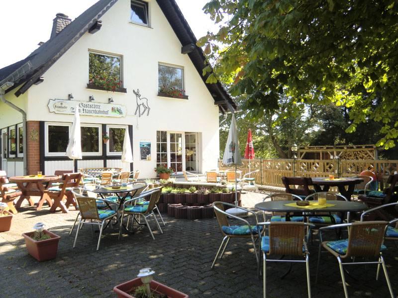Gaststätte Zum Hasenbahnhof