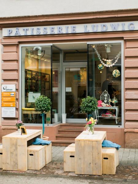 Pâtisserie Ludwig Karlsruhe