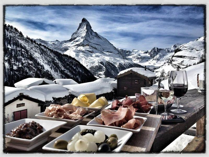 Matterhorn Restaurant Menu
