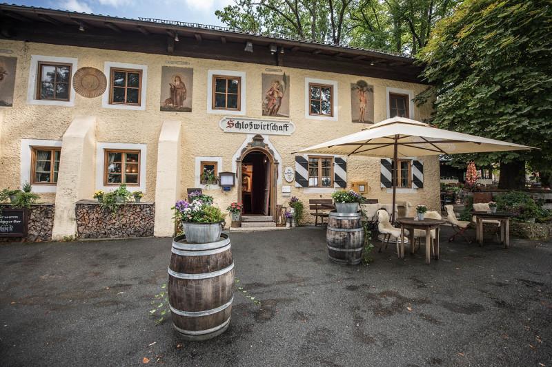 © Schlosswirtschaft Maxlrain