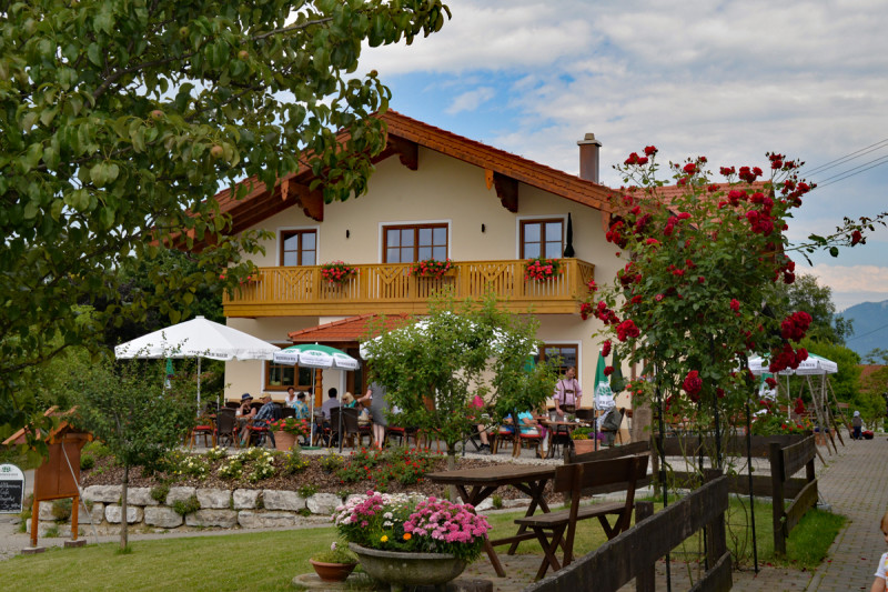 Cafe Wastelbauerhof Bernau