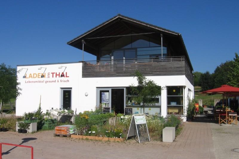 Laden im Thal mit Hofcafé