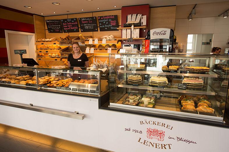 Café Bäckerei Lenert