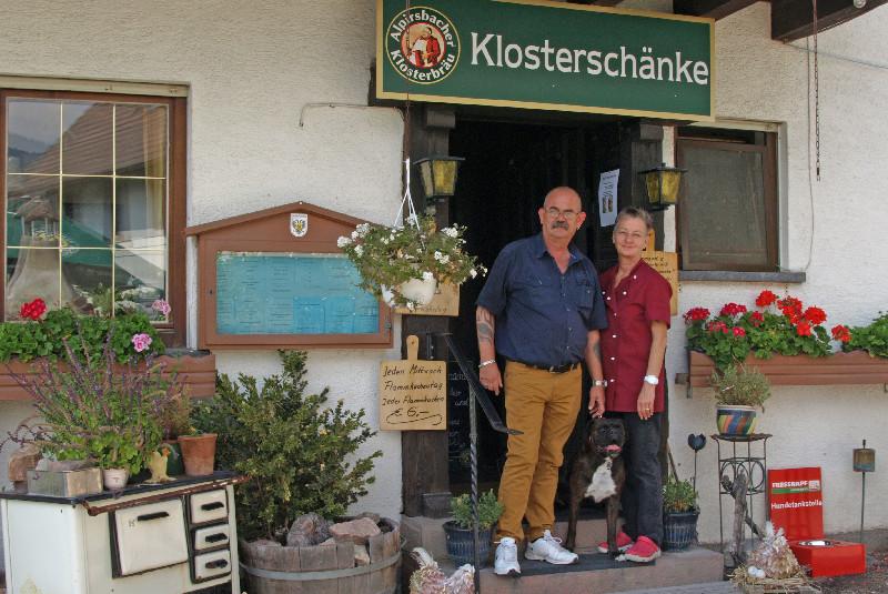 Klosterschänke Schelzberg | Sasbachwalden