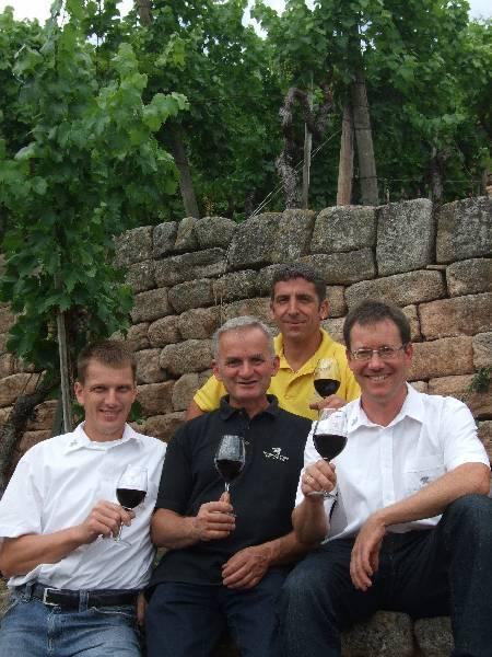 Vorstand der Weingärtner Esslingen