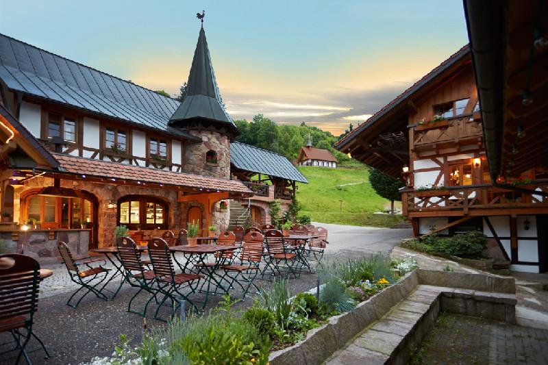 Hotel Restaurant Im Spinnerhof