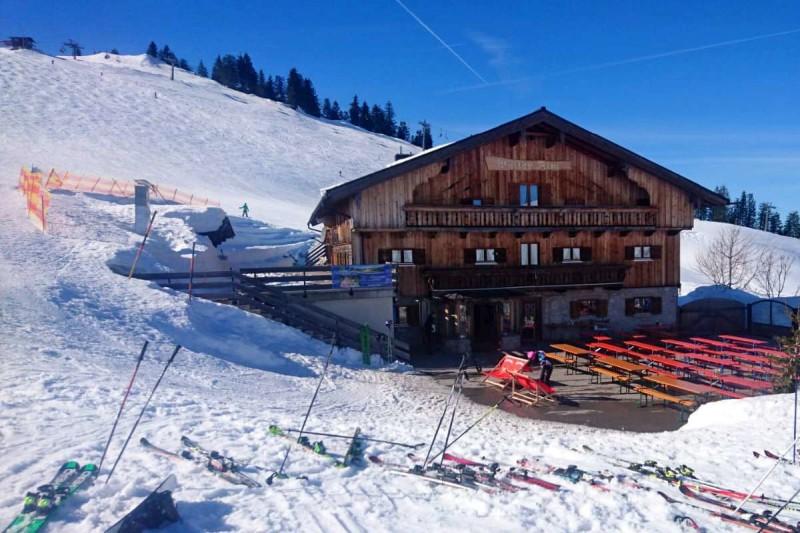 Walleralm © Chiemsee-Alpenland Tourismus