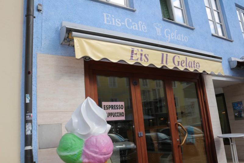 Eisdiele Il Gelato ©Stadt Wasserburg am Inn