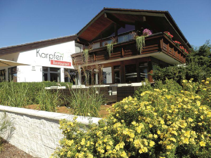 Restaurant Karpfen am Illmensee