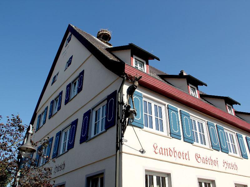 Landhotel Gasthof Hirsch