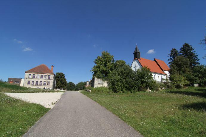 Altes Schulhaus Gruorn