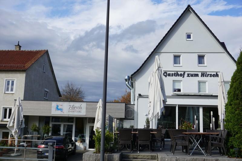 Gasthof Hirsch Auingen