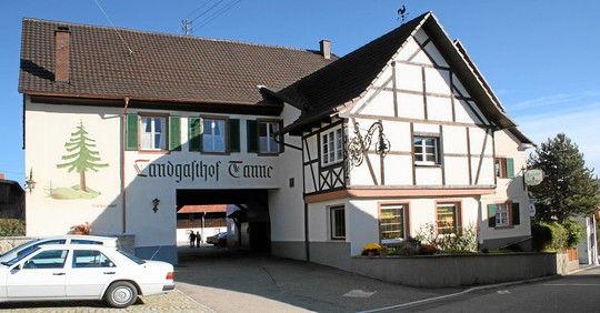 Landgasthof Tanne