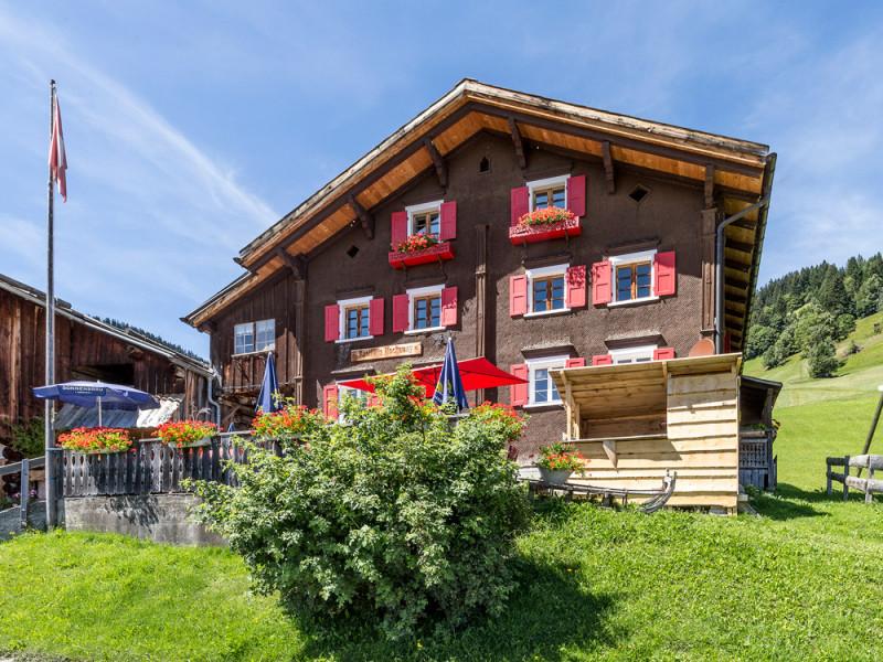 Aussenansicht Gasthaus Hochwang