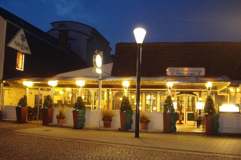 Fischrestaurant Wiesendanger